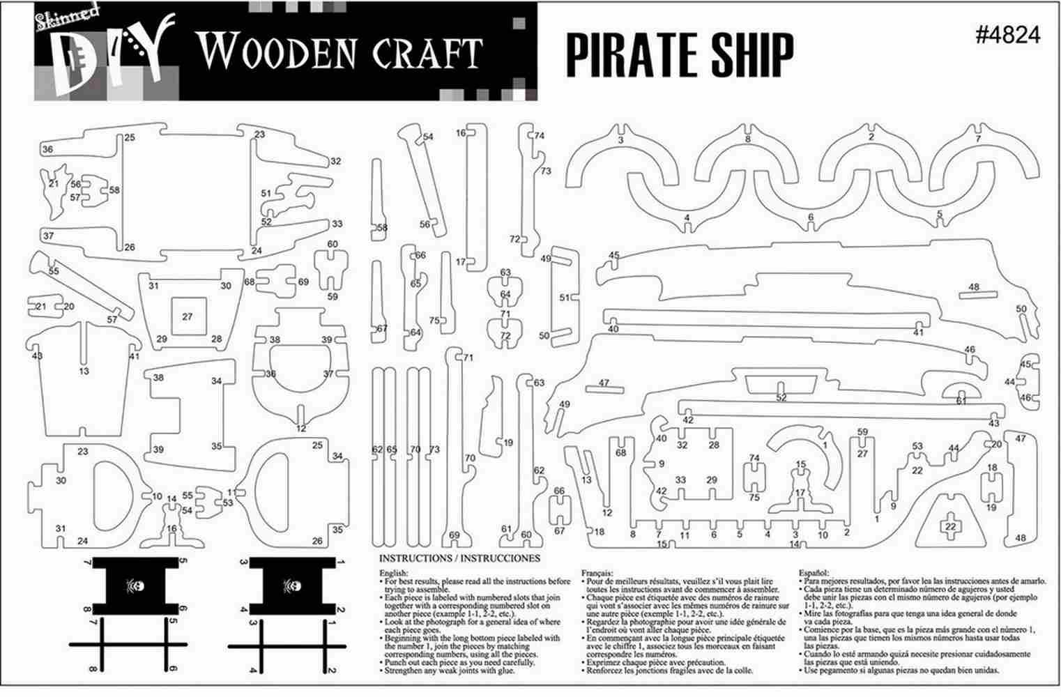 Plan de jouets en vente for Acheter des plans architecturaux