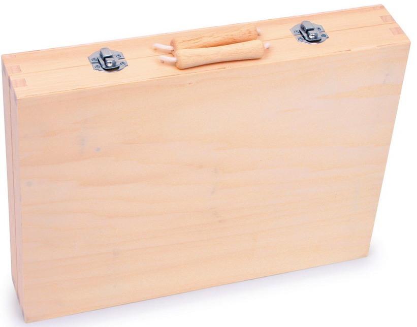 boite outils lino jbd jouets en bois. Black Bedroom Furniture Sets. Home Design Ideas