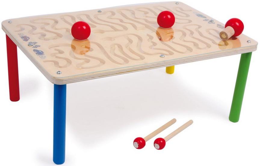 Table des parcours aimantés  JBD Jeux en bois