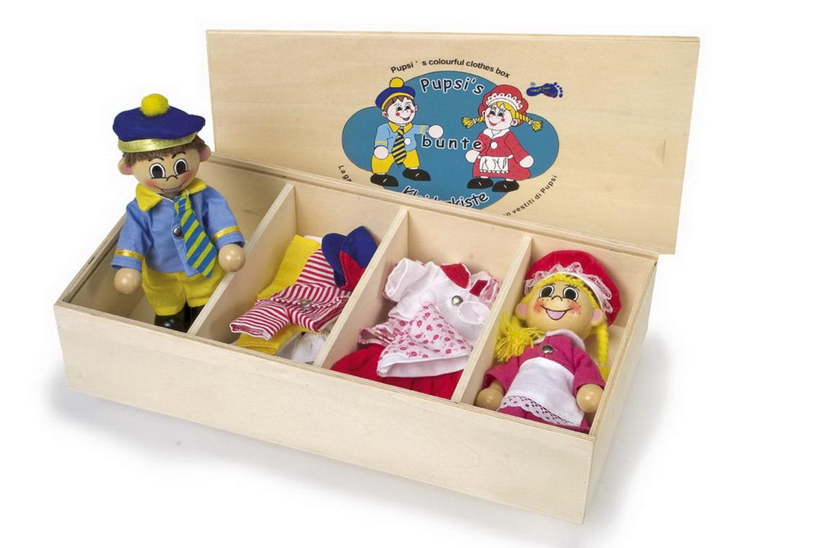 boite v tements pupsis jbd jouets en bois. Black Bedroom Furniture Sets. Home Design Ideas