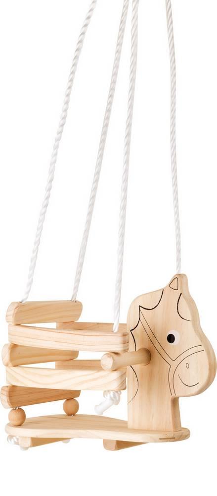 balan oire cheval pour petit jbd jouets en bois. Black Bedroom Furniture Sets. Home Design Ideas