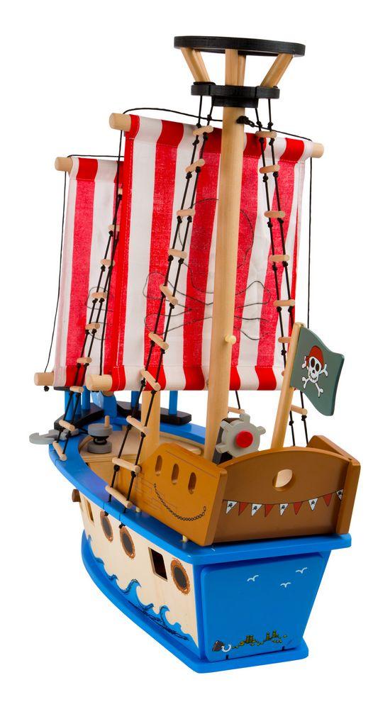 Bateau de pirate jack small foot design - Bateau jack et les pirates ...