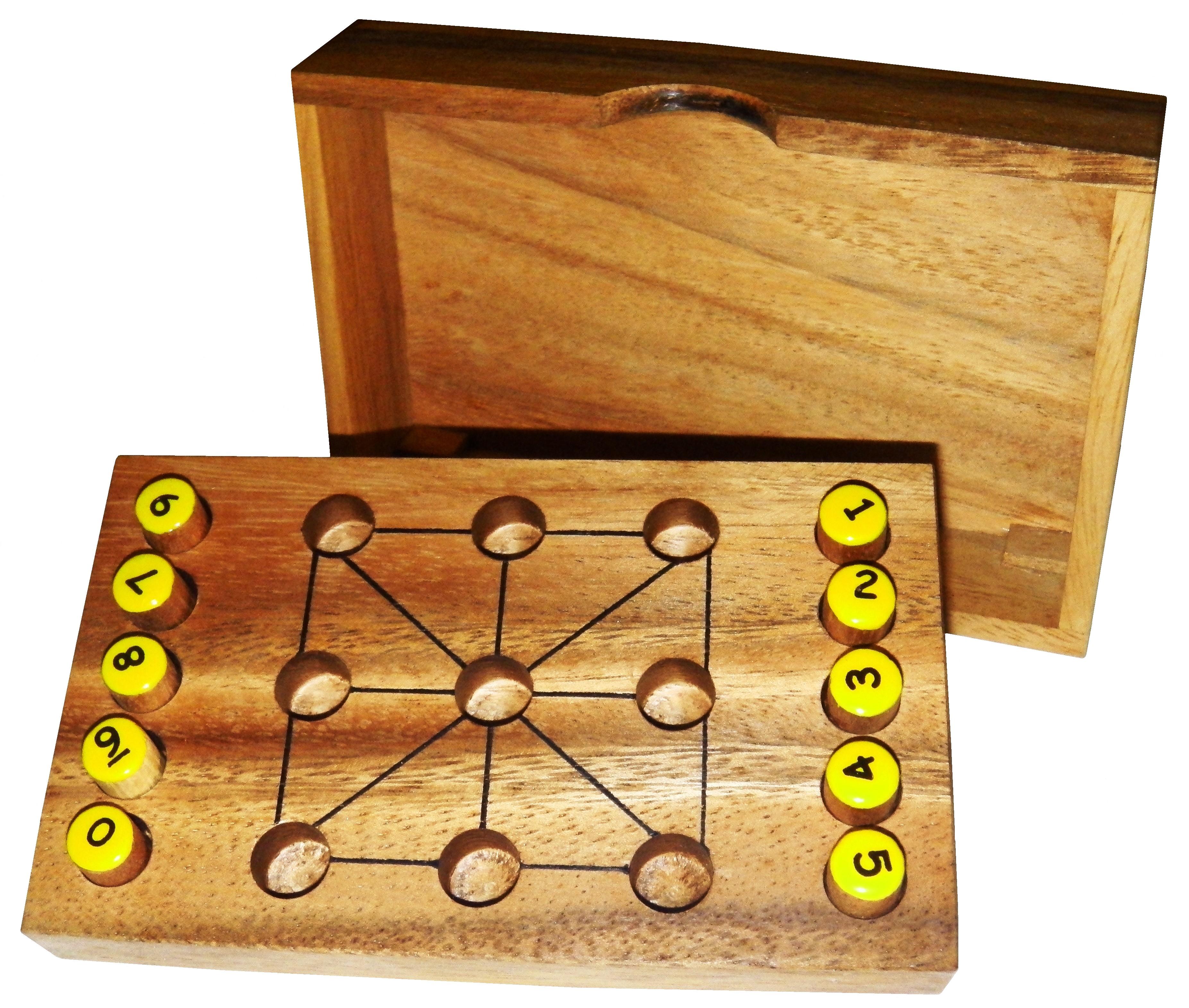 jouets de société en bois